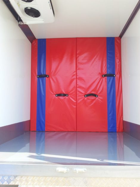 Perete Izoterm Despartitor pentru camion frigorific de 22t